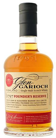 Glen Garioch Scotch Single Malt 1797 Founders Reserve